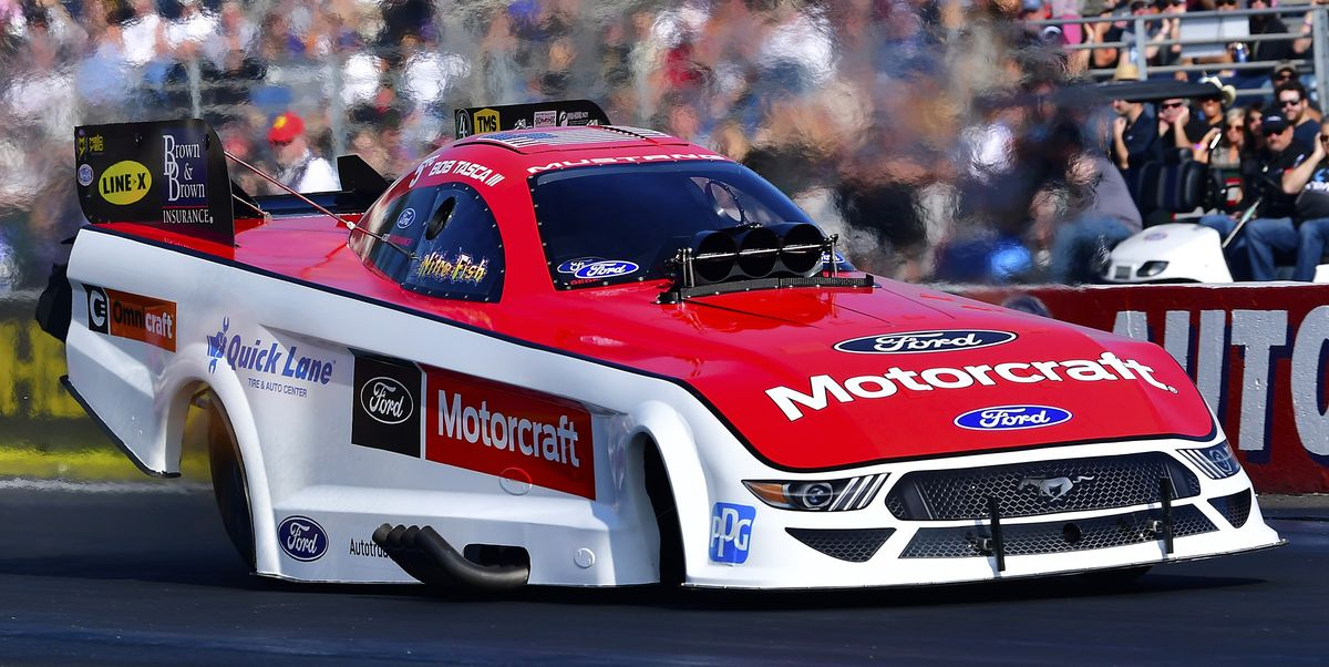 Sidelined NHRA Driver Bob Tasca: What It's like to Have COVID-19