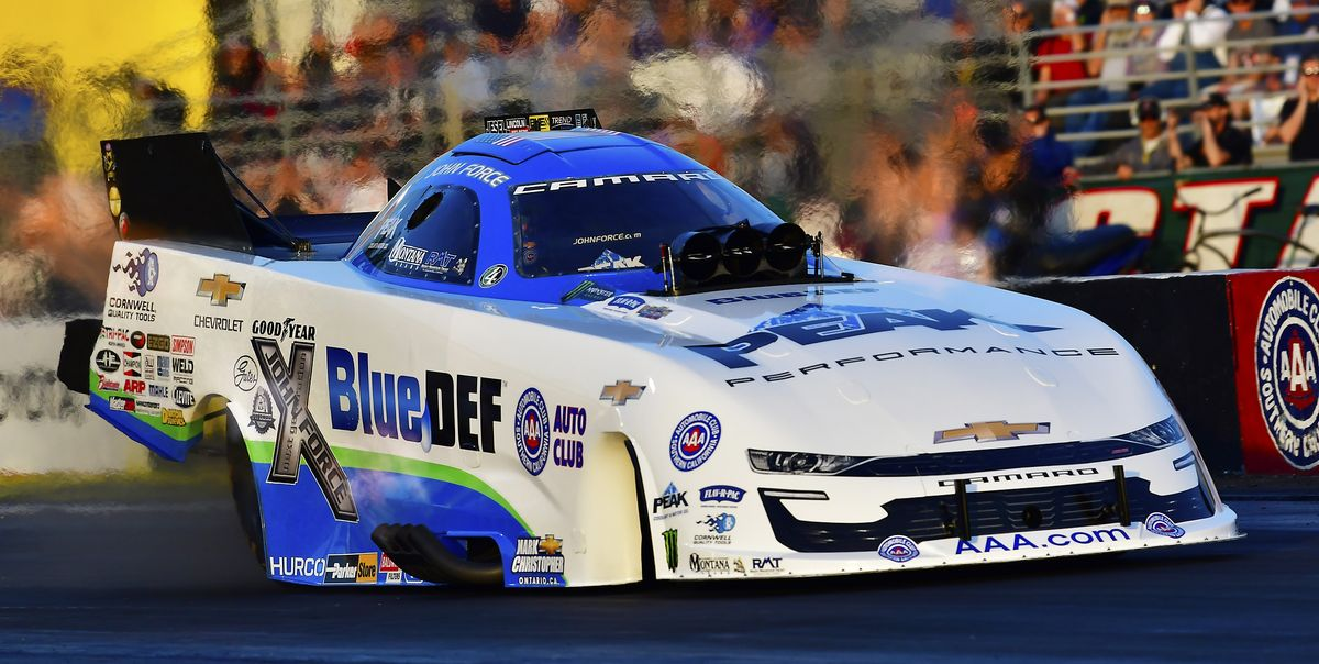 John Force Still Mum on Team's Absence from NHRA's Return at Indianapolis