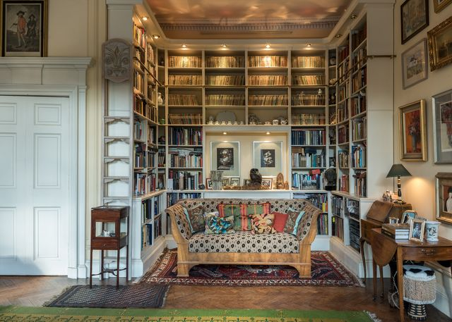 a literary stay in robert louis stevenson's home