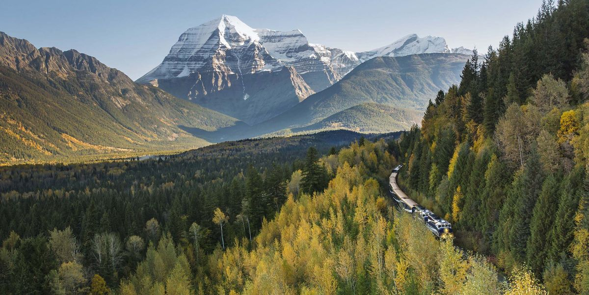9 reasons why the Rocky Mountaineer is on our 2021 bucket list