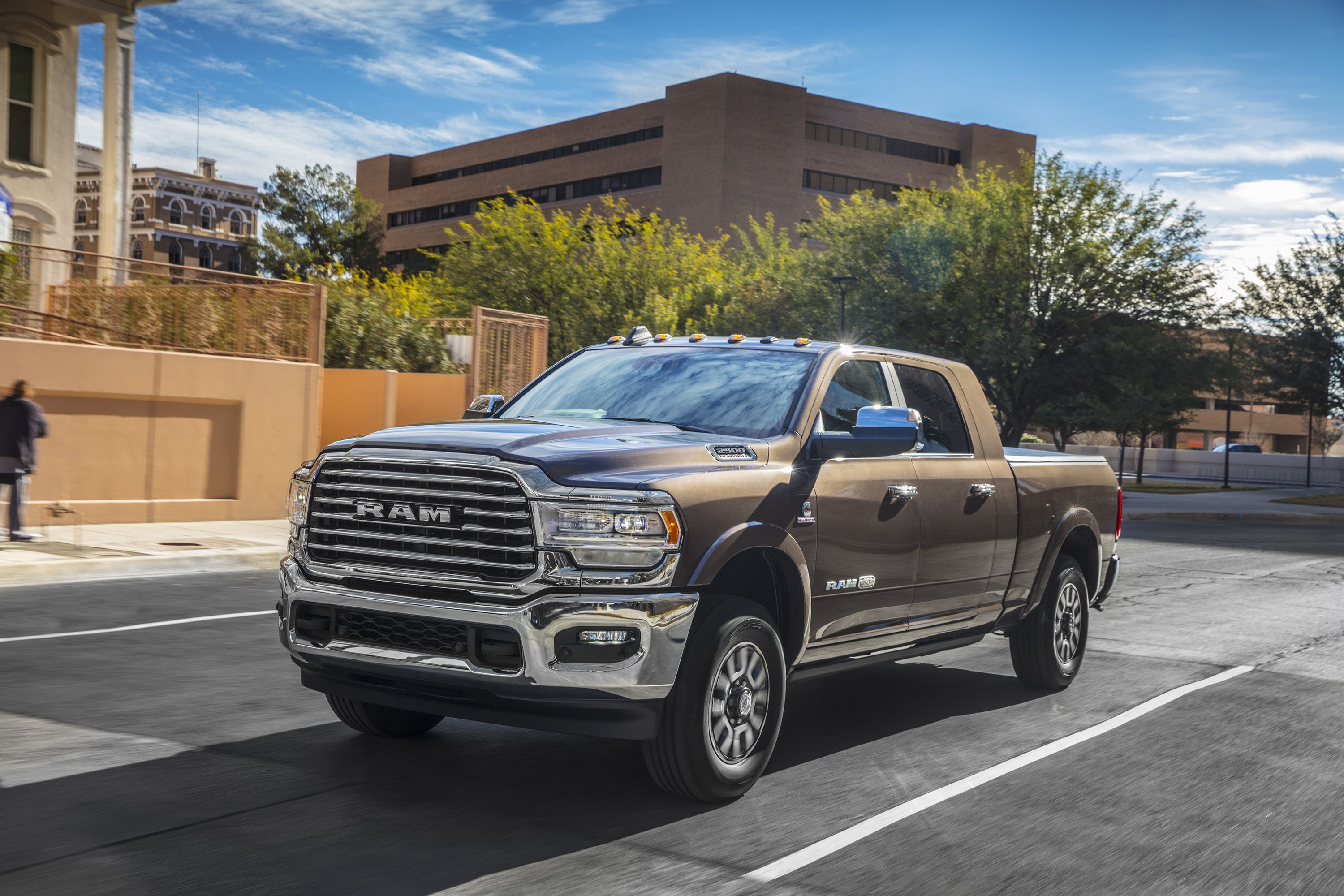 2019 Ram Hd Pickup Pricing 2500 3500 And Power Wagon Prices