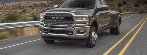 2019 Ram Heavy Duty Has 1 000 Lb Ft Of Torque New