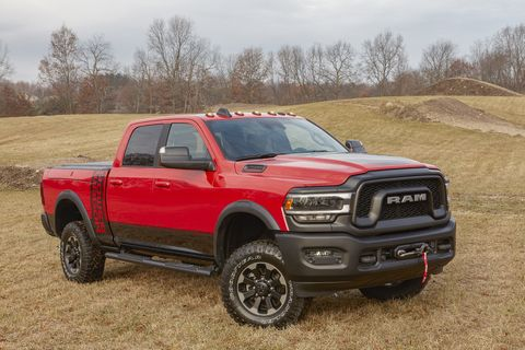 Ram Build And Price >> 2019 Ram Hd Pickup Pricing 2500 3500 And Power Wagon Prices