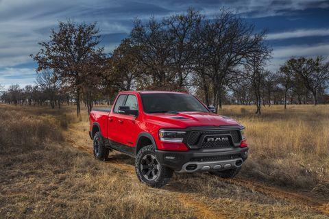 Dodge Ram Ecodiesel >> The 2020 Ram 1500 Ecodiesel Is The Mcmansion Of Pickup Trucks