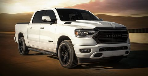 Ram 1500 Night Edition Leads Changes To Ram 1500 Hd Lineup