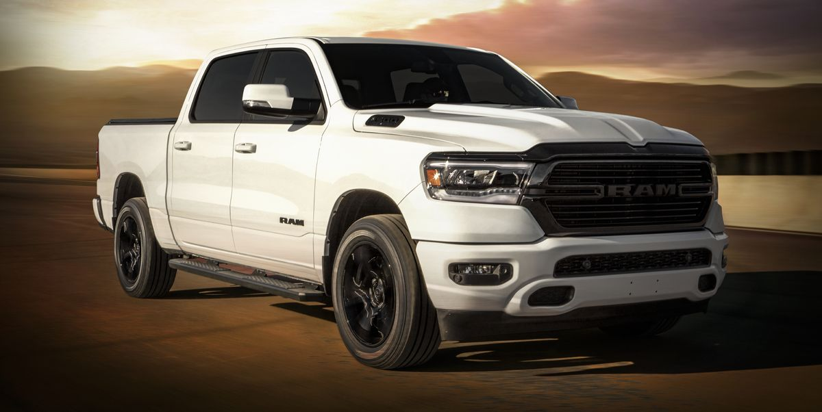 Ram 1500 Night Edition Leads Changes Across Ram 1500, HD ...