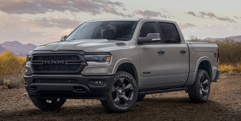 Ram Built to Serve Special Edition