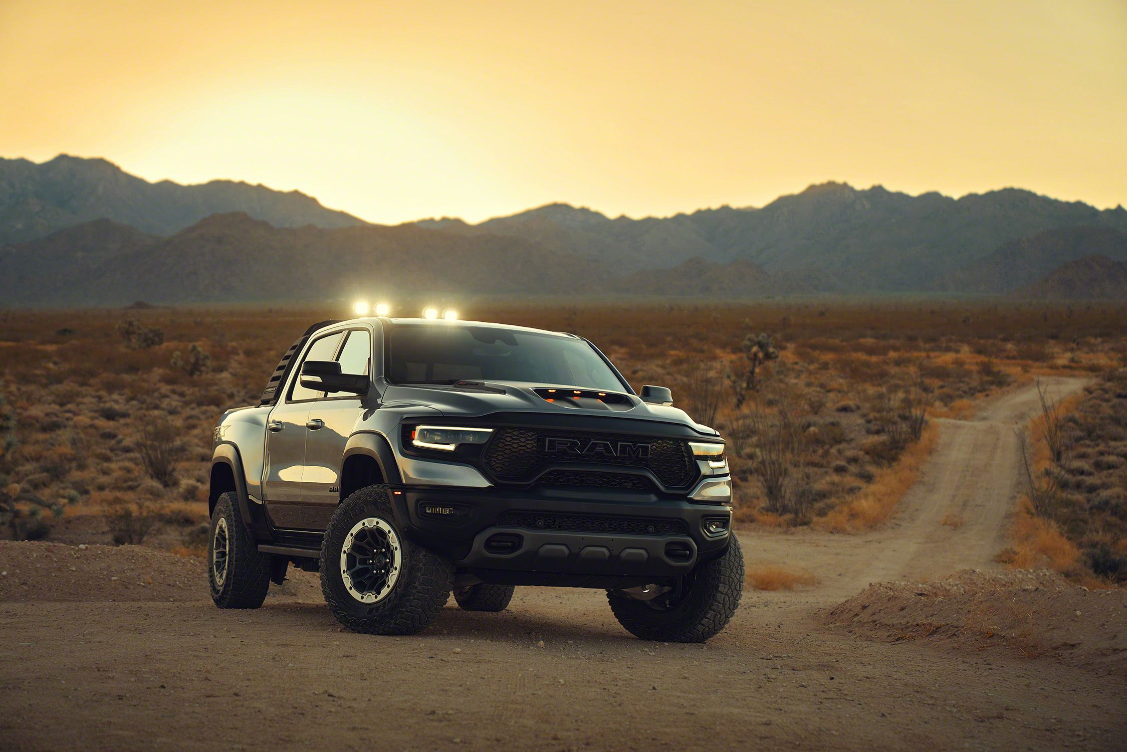2021 Ram 1500 Trx Priced At 70k Launch Edition Tops 90k