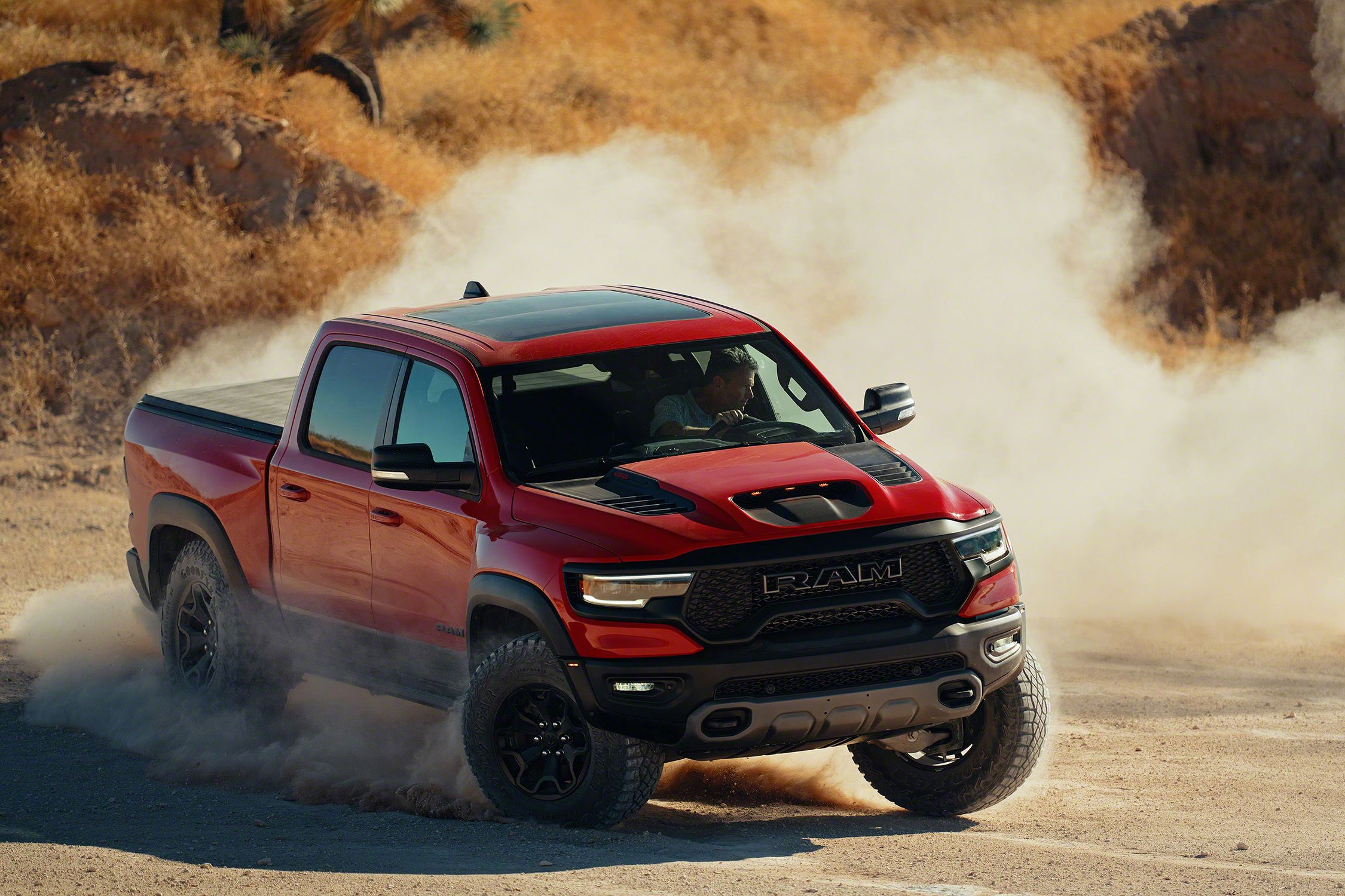 2021 Ram 1500 Trx Is Here With A 702 Hp Hellcat Engine Photos