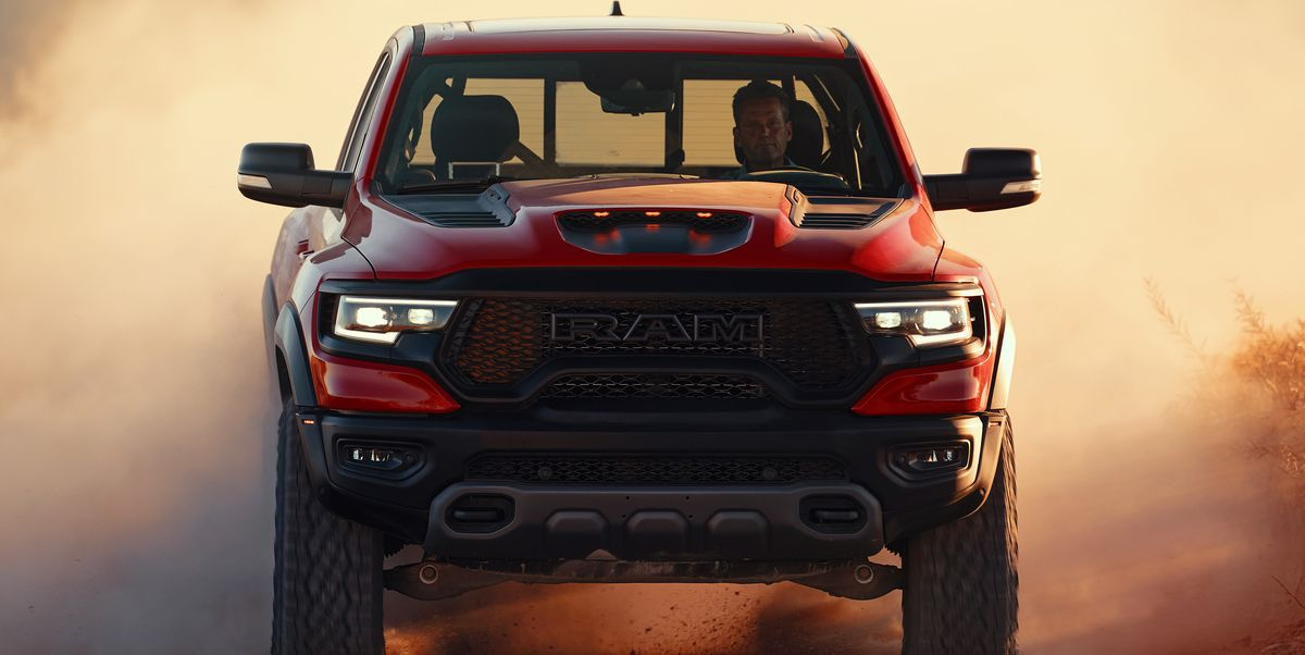 Ram 1500 TRX Blasted to 60 MPH in 3.7 Seconds in Our Testing
