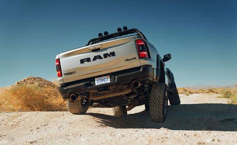 2021 ram 1500 trx rear axle