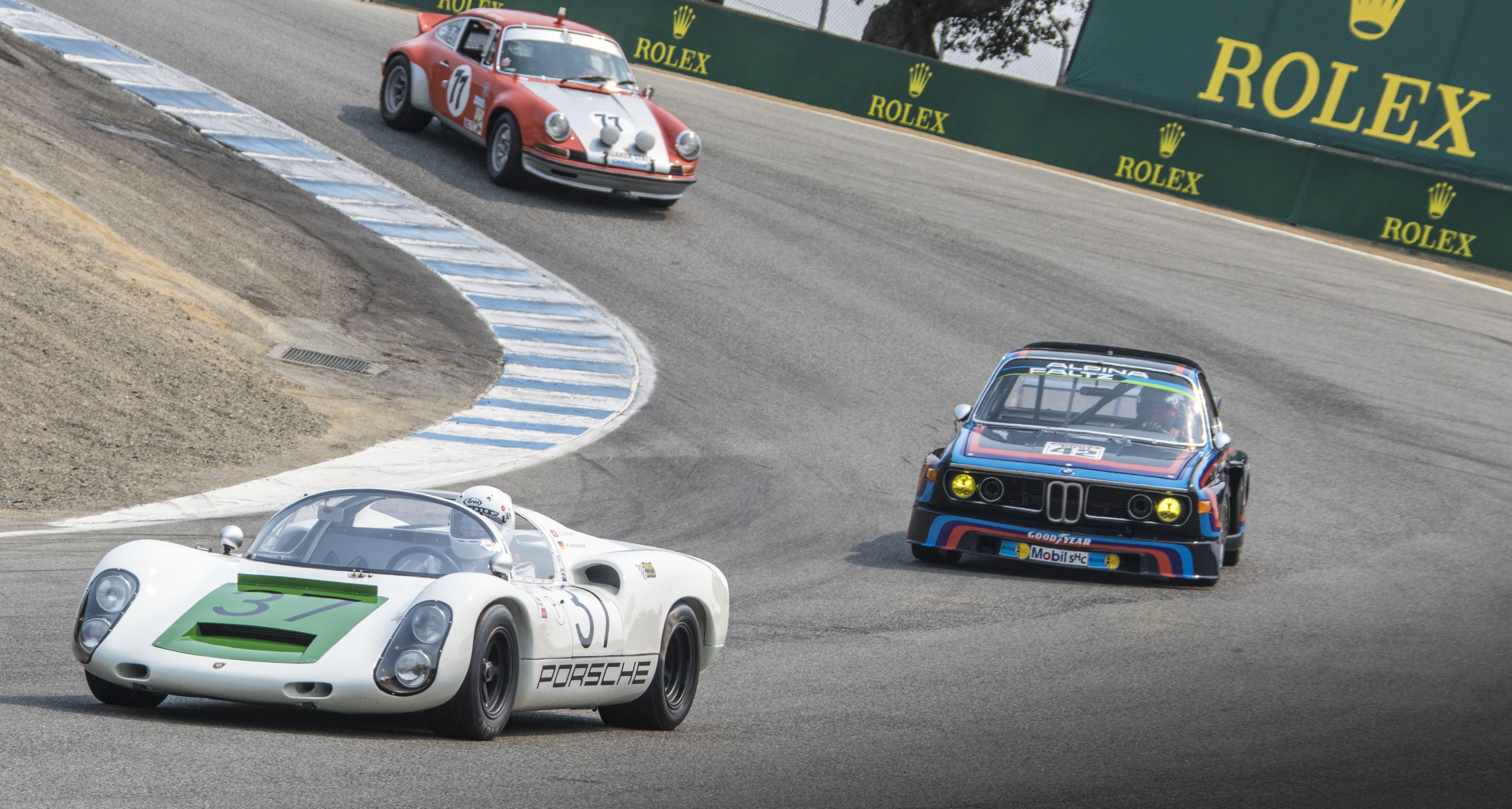 Cool Cars at Mazda Raceway Laguna Seca 2017 - Photos