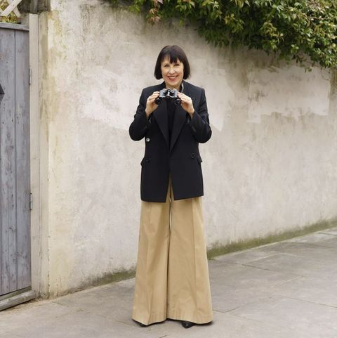 design critic alice rawsthorn with her treasured possession