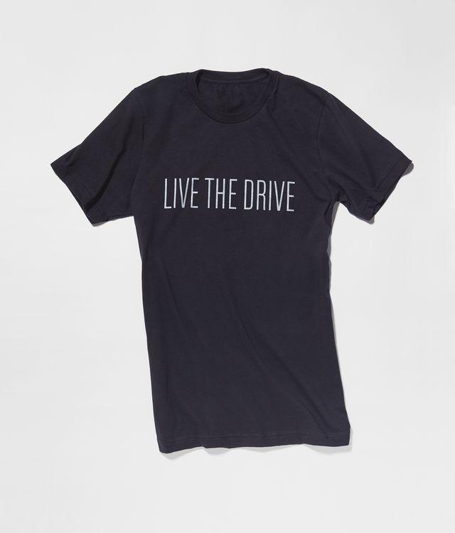 live the drive t shirt