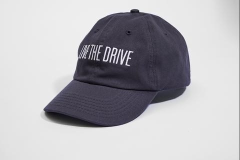 road  track live the drive baseball cap