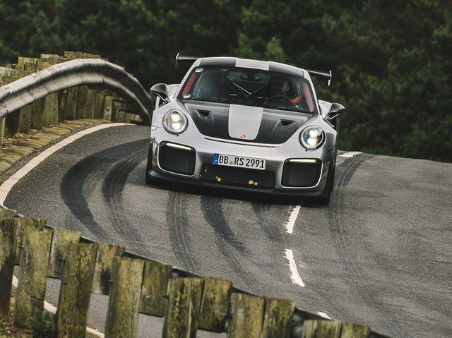First Drive 2018 Porsche 911 Gt2 Rs