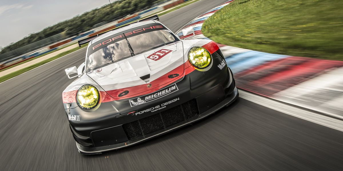 What Is The Fastest Car In The World >> First Drive: Porsche 911 RSR
