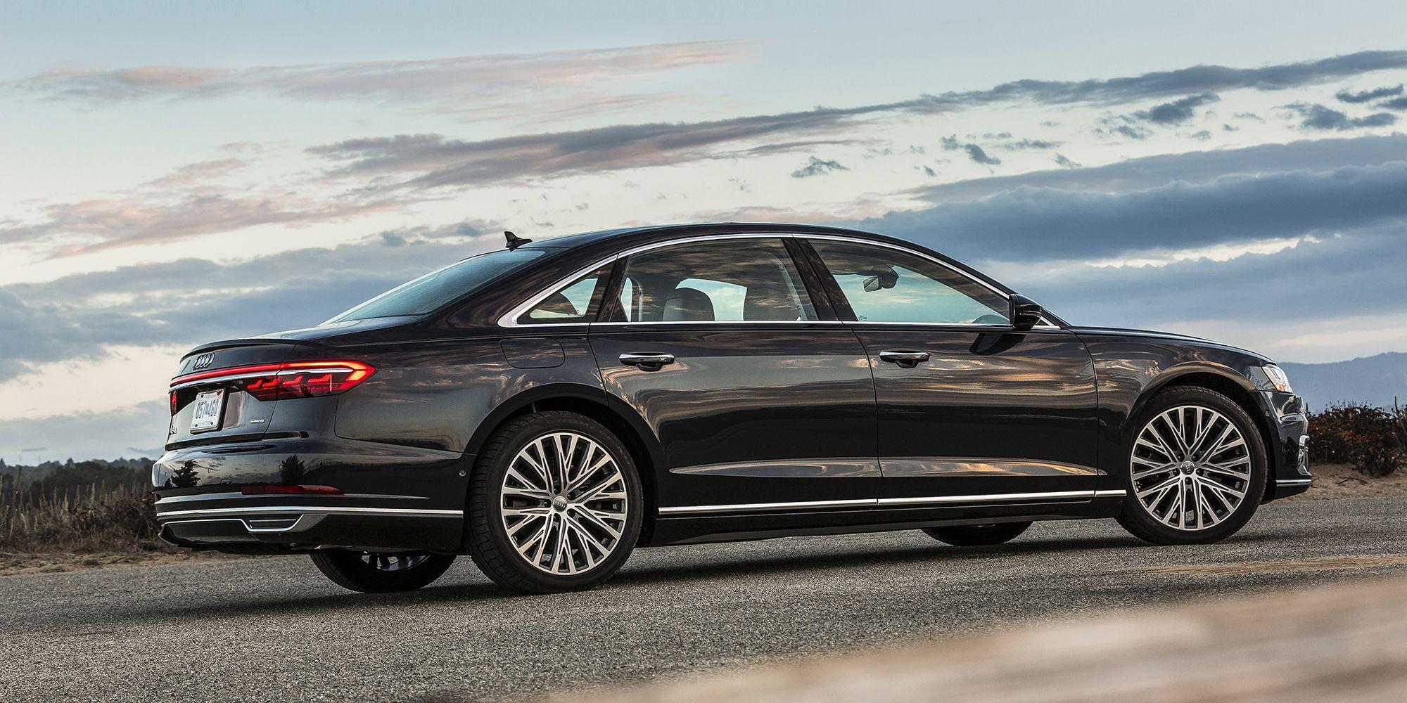 Kelebihan Audi A8 Top Model Tahun Ini