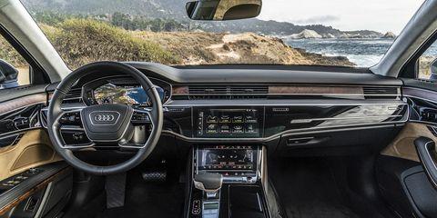 First Drive 2019 Audi A8