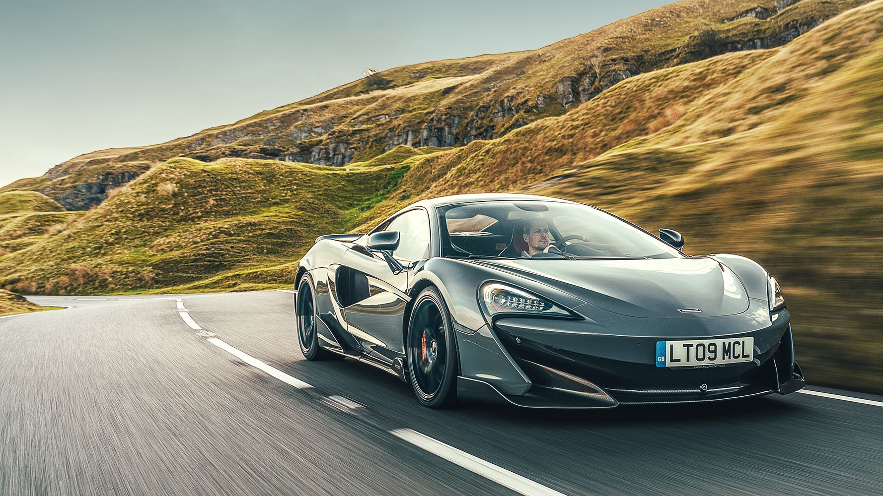 The 2019 600LT Might Be the Best Car McLaren Makes