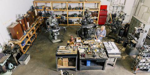 Machine, Toolroom, Architecture, Building, Engineering, Metal, Art,