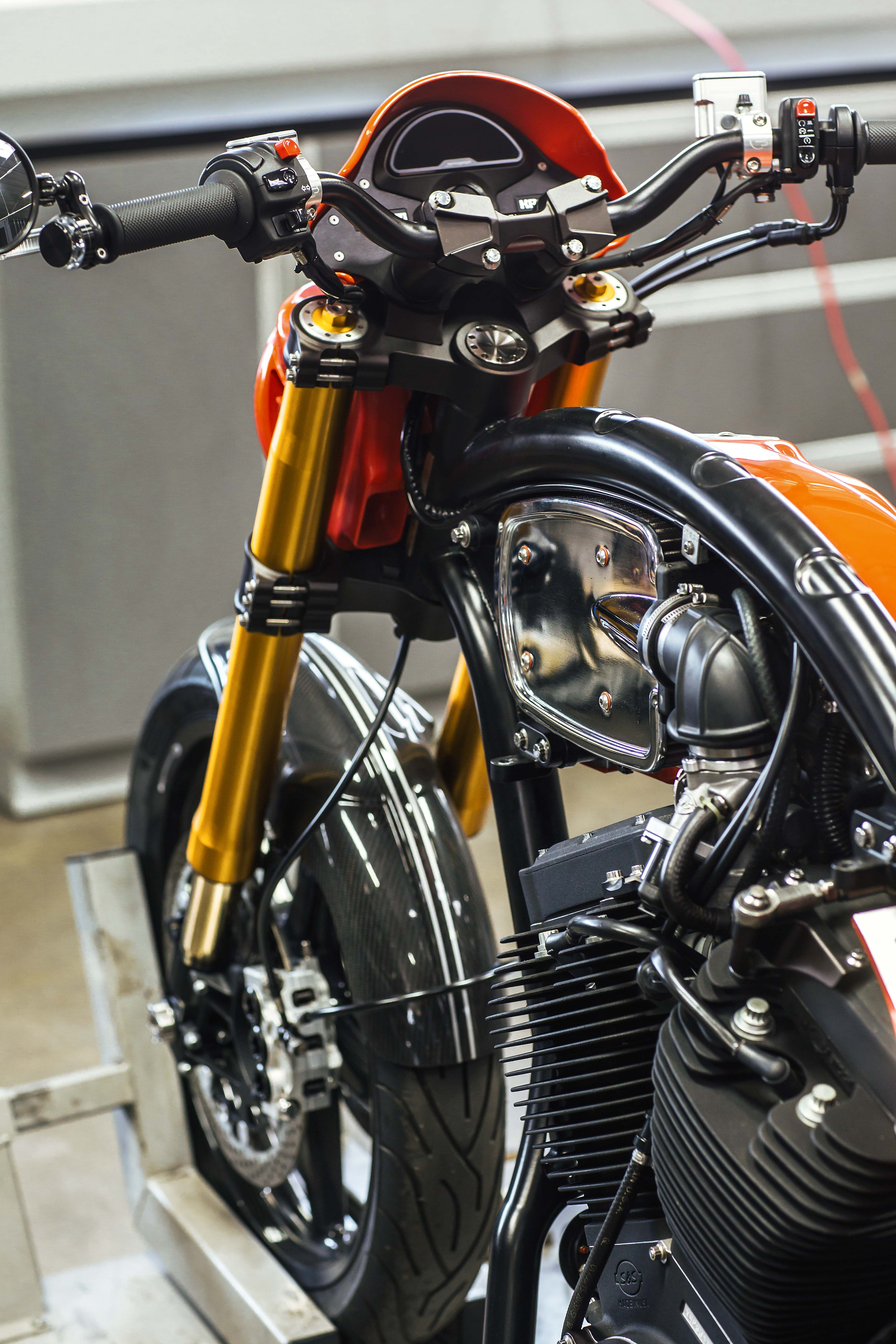 Keanu Reeves' Motorcycle Is an Extremely Exotic Evil-Handling Machine