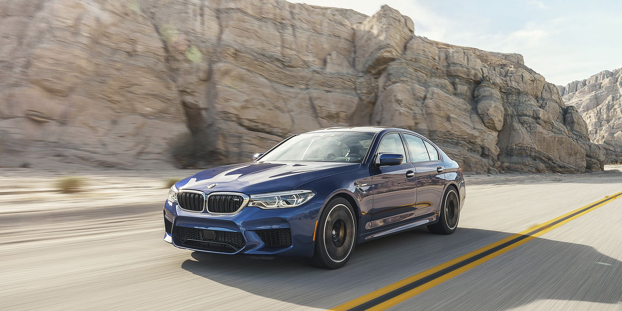 2018 BMW M5: First Drive - Review of the New AWD M5