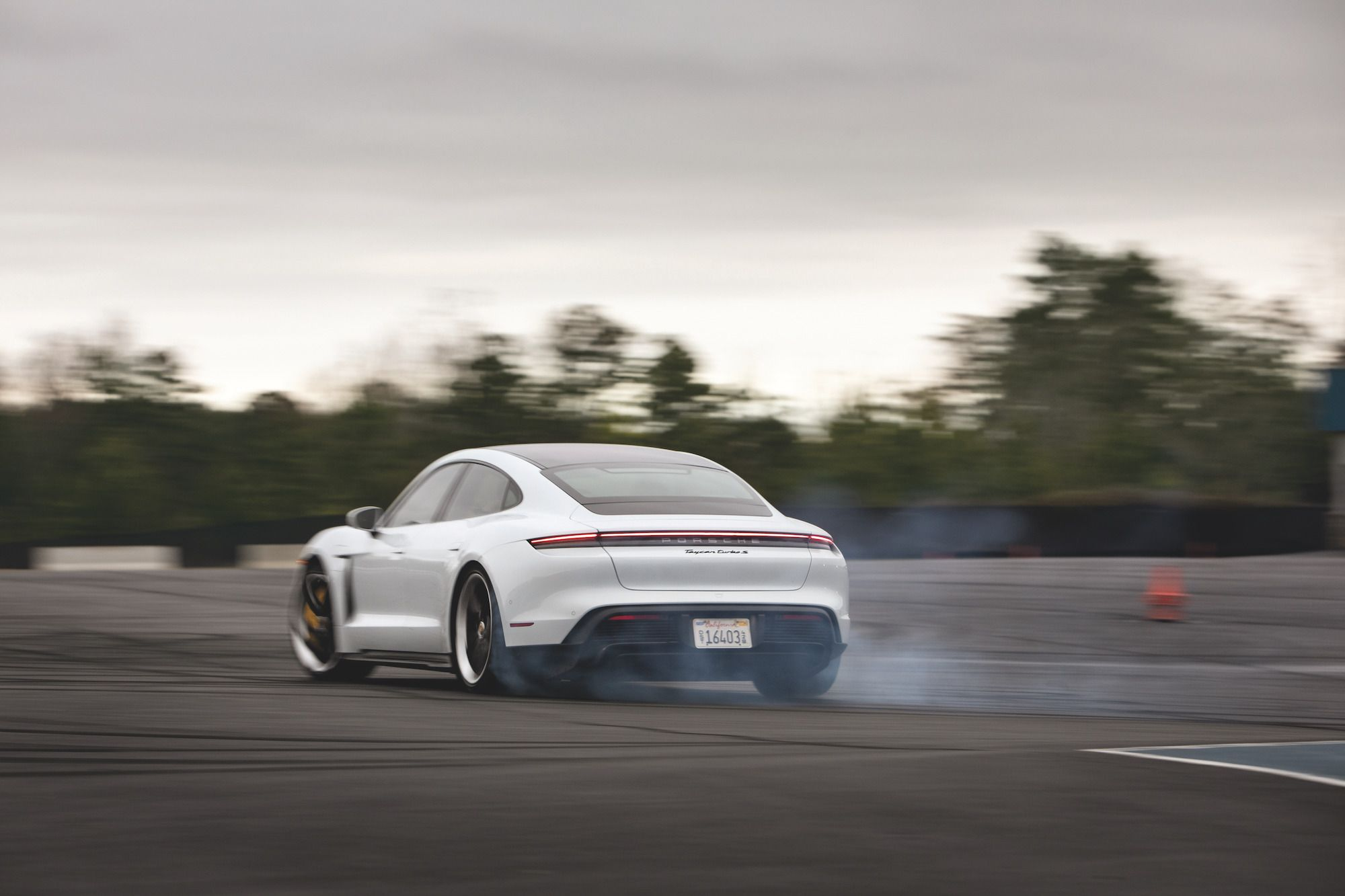 Porsche Taycan Turbo S Review Turbo S Chases The Wrong Goals