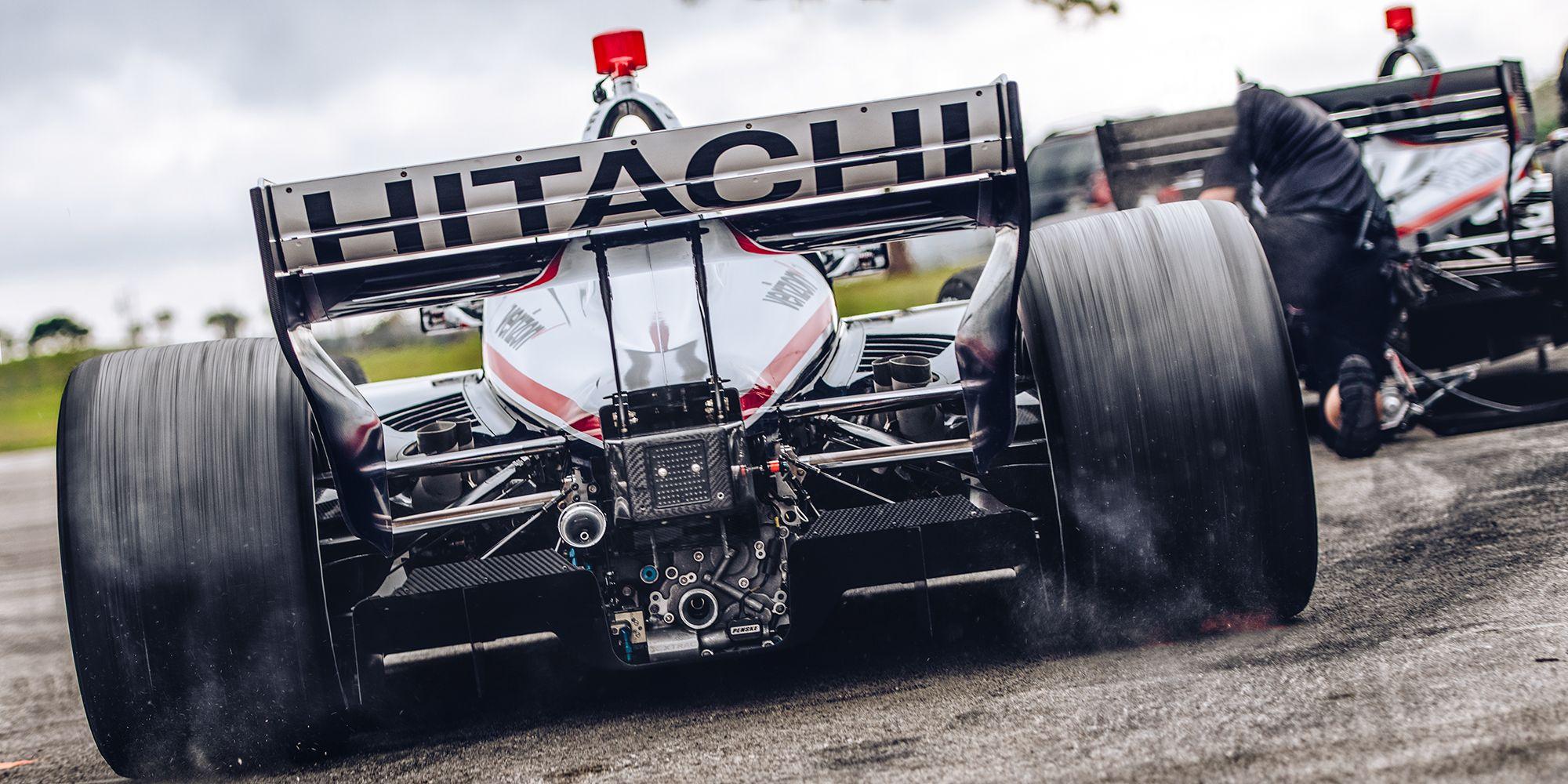 Track Test: 2018 Dallara DW-12