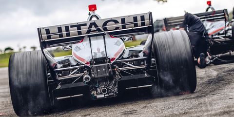 IndyCar's Next Engine Will Have 900 Horsepower With No Hybrid In Sight