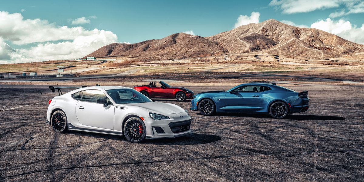 Best Performance Cars Under 50 000 Cheap Sports Cars For 2020