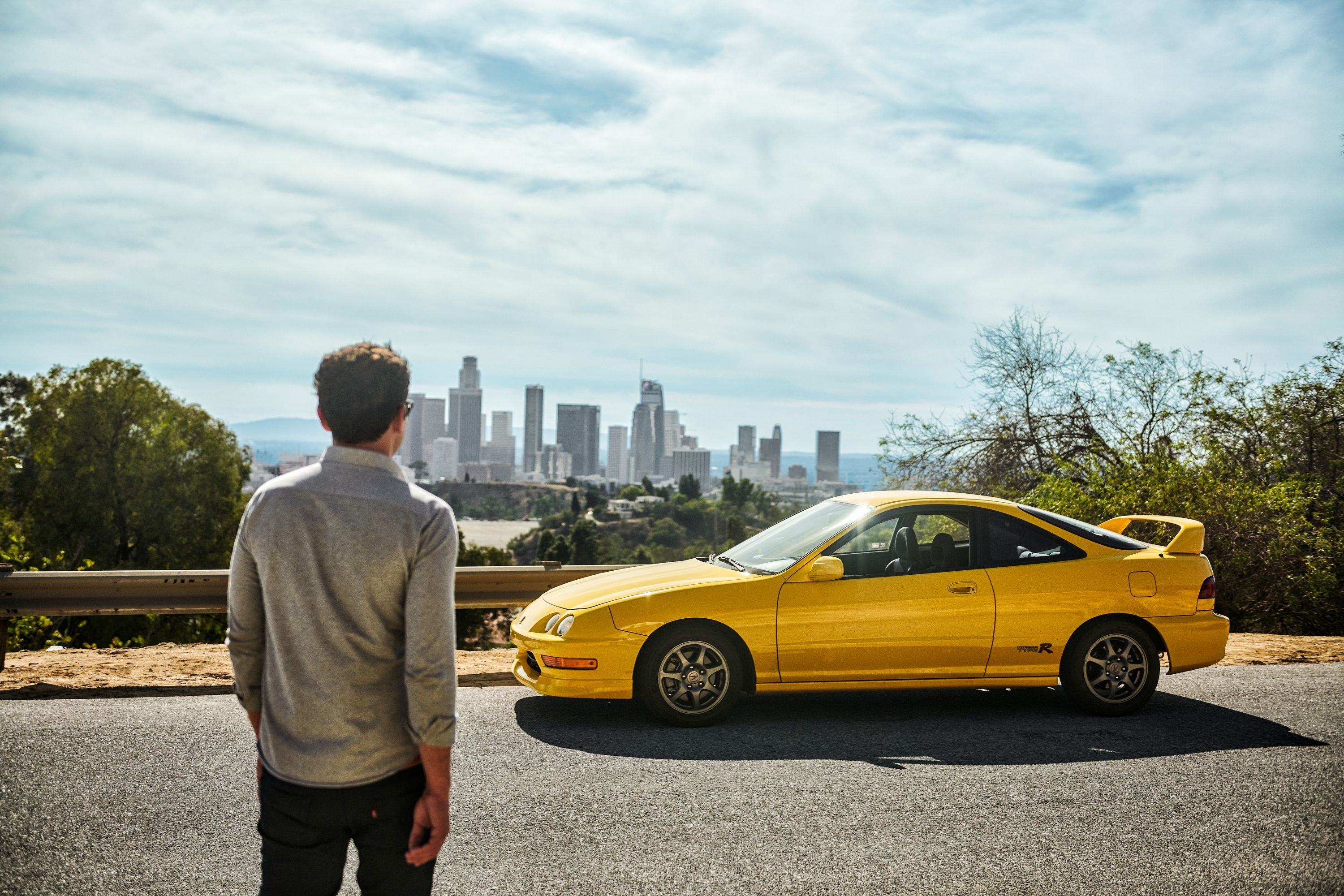 Tracing American Honda's Roots With an Integra Type R