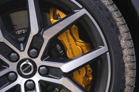 2020 volvo v60 t8 polestar engineered brakes