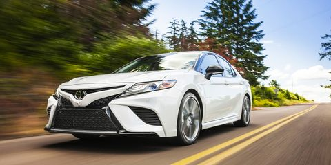The 2018 Toyota Camry Wants You To Forget Everything You Know About