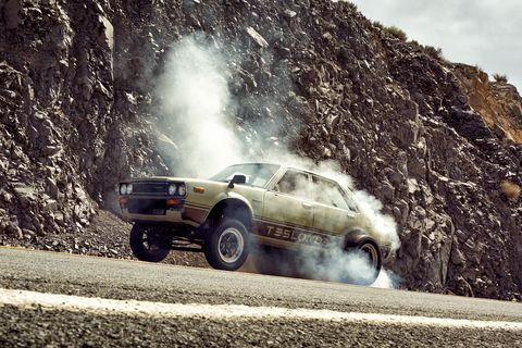 Land vehicle, Vehicle, Off-roading, Car, Off-road racing, Off-road vehicle, Automotive tire, Tire, Pickup truck, Dust,