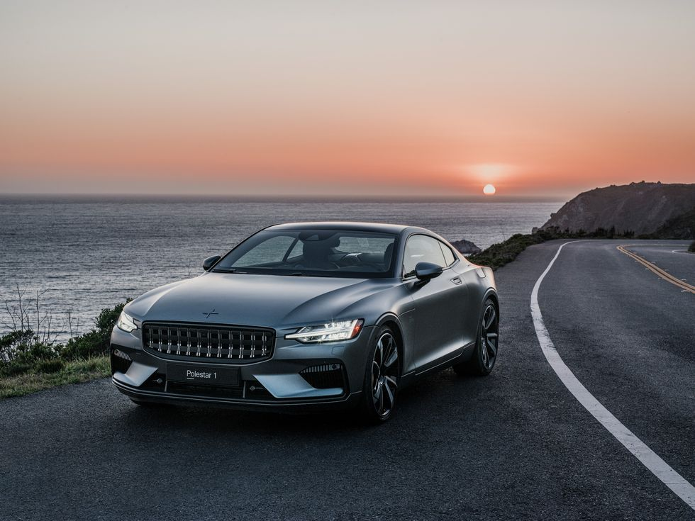 The Polestar 1 Is the Future of Grand Touring