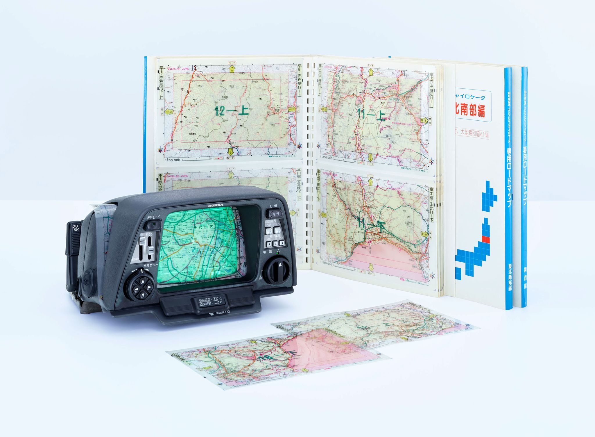 The First In-Car Navigation System Was Powered by Helium