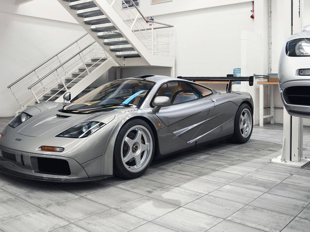 What Made The Mclaren F1 The World S Greatest Car