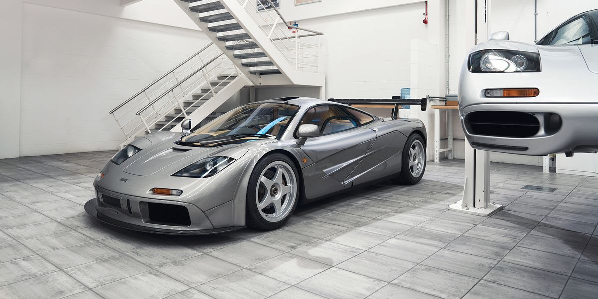 What Made the McLaren F1 the World\'s Greatest Car