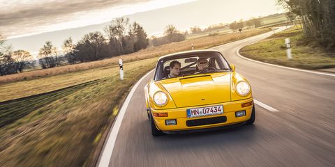 ruf yellow bird