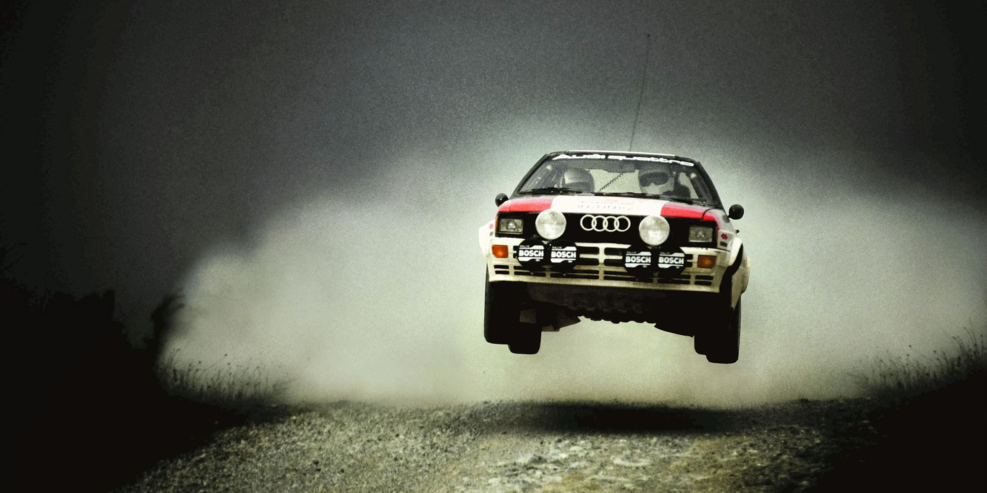 How One Iconic Rally Photo Helped Audi S Quattro All Wheel Drive Take Flight