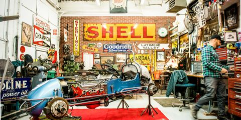 1ff7f39e0064b Inside the Shop Where One Young Man Is Keeping Vintage Dirt-Track Racing  Alive