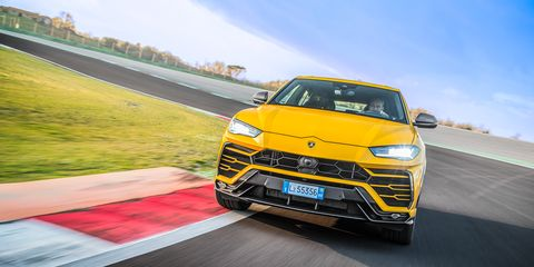 The First Drive: 2019 Lamborghini Urus