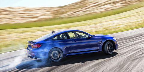 Road & Track Test: 2019 BMW M4 CS