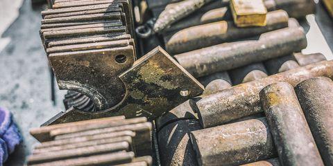 Wood, Metal, Iron, Font, Steel,