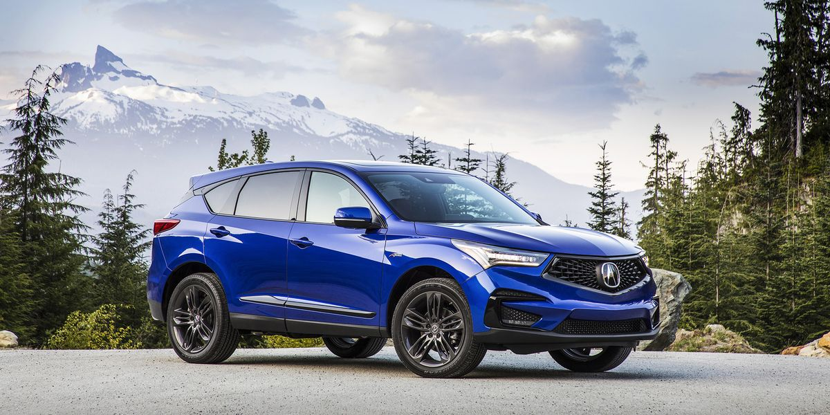 Srt Hellcat Charger >> 2019 Acura RDX Review