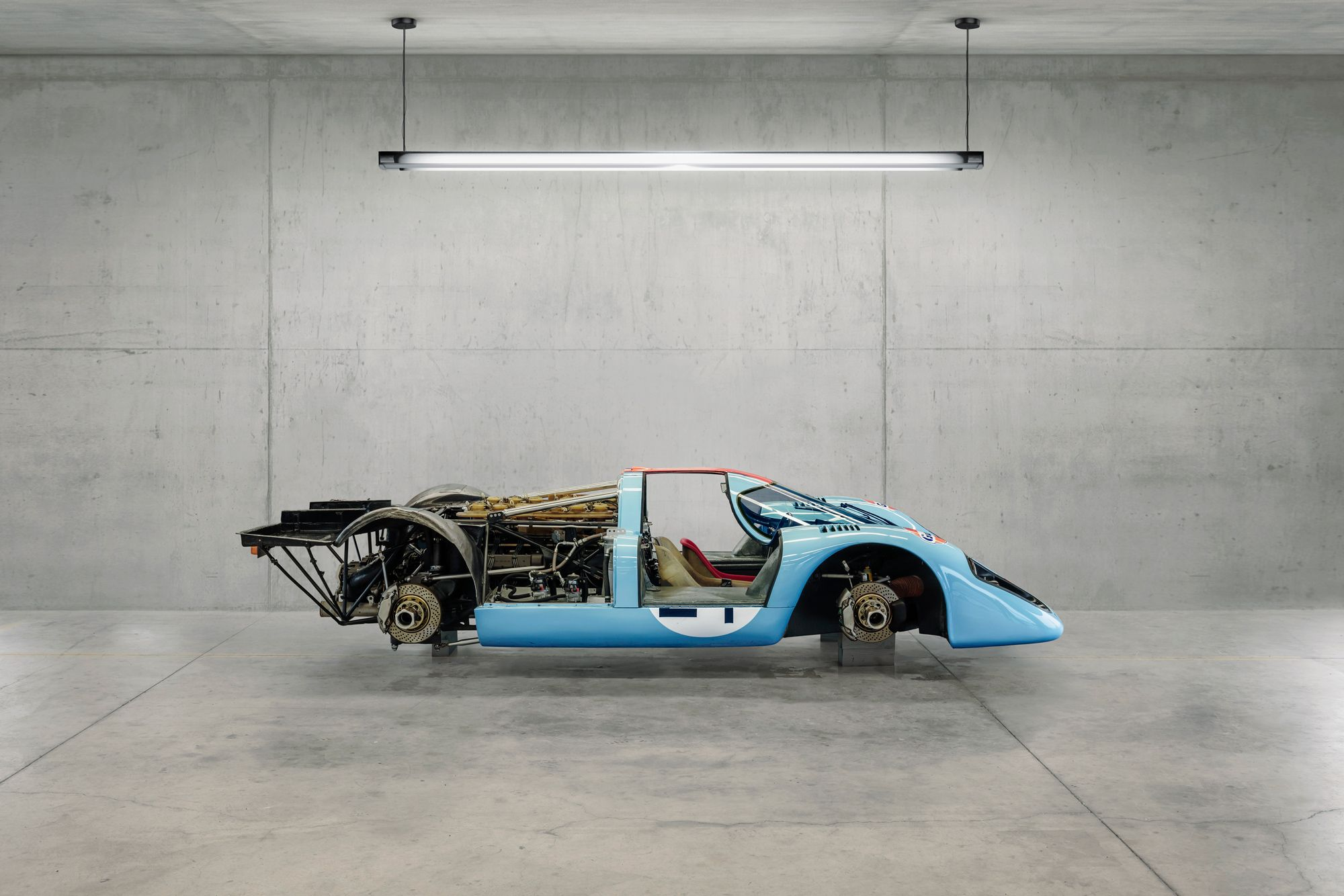What to Do With the Porsche 917?
