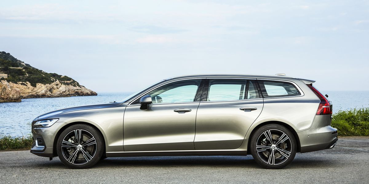 the 2019 volvo v60 goes against the grain. Black Bedroom Furniture Sets. Home Design Ideas