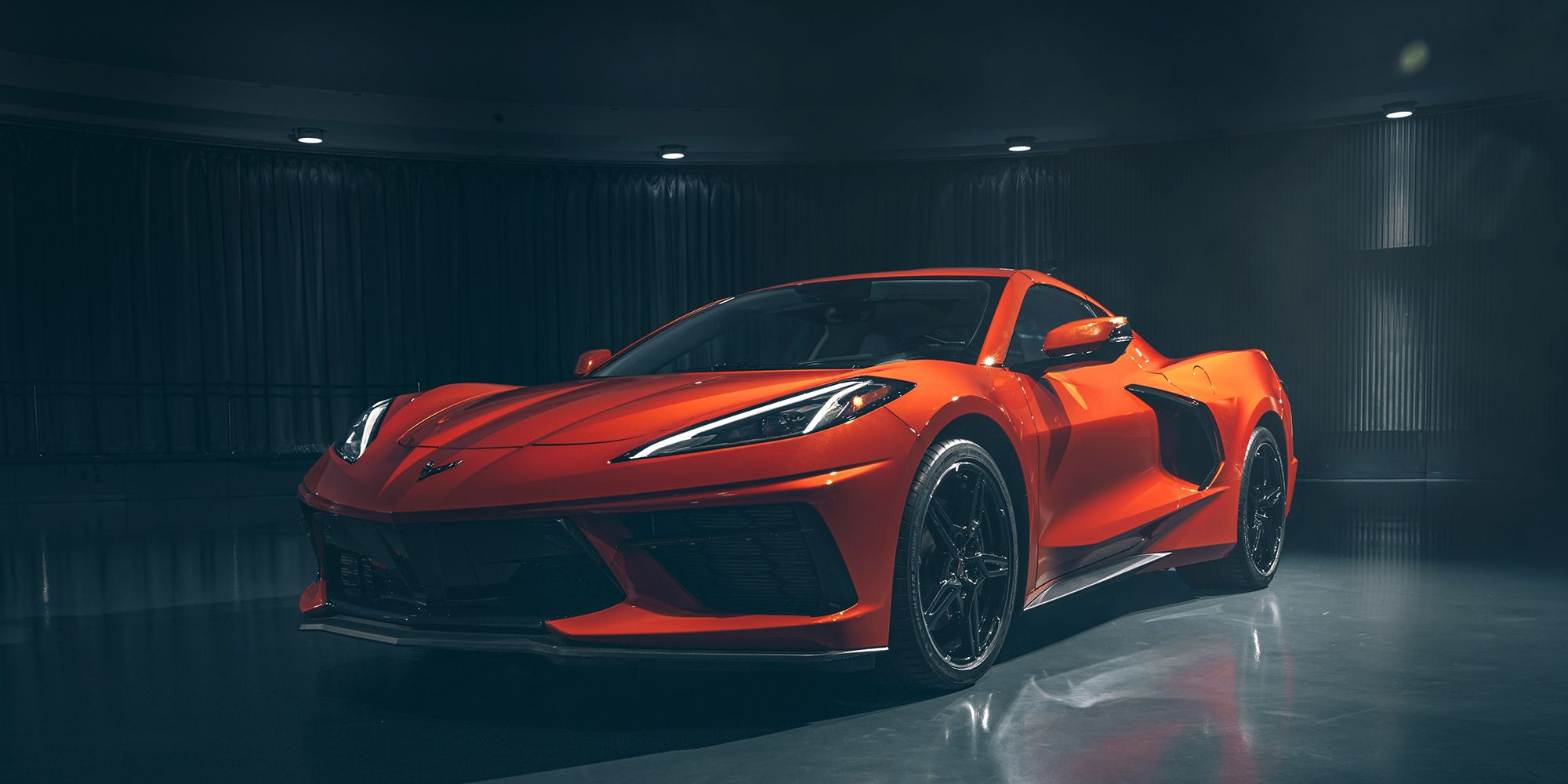 Mid-Engine C8 Corvette Production Postponed Until February 2020