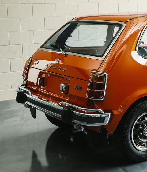 The 1975 Civic RS Is Unnecessarily Excellent